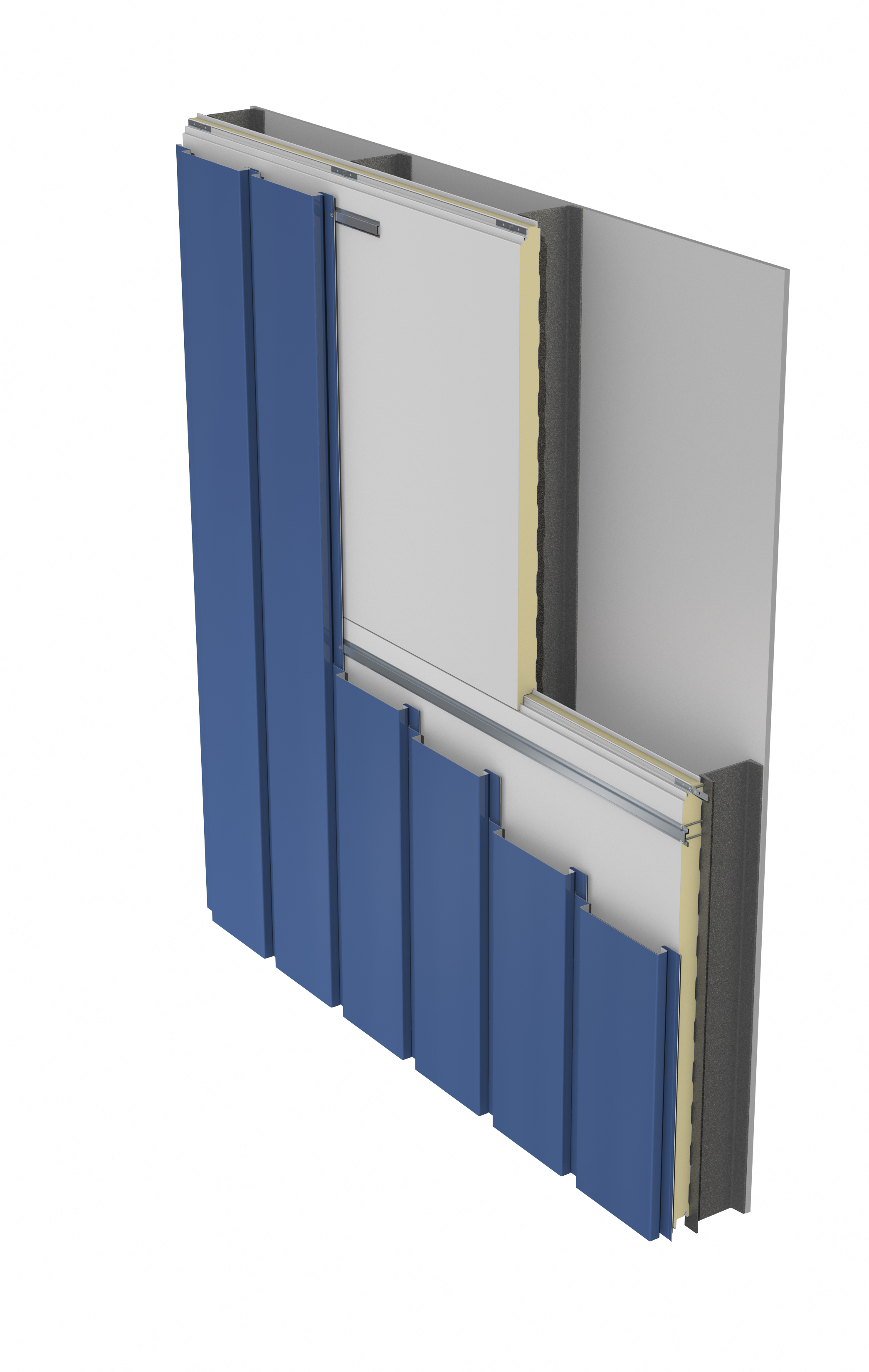 Metal Panels For Walls hpci insulated metal panel for construction from metl-span