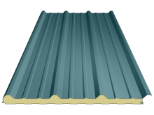 Cad Library Metl Span Insulated Wall Panels Roof