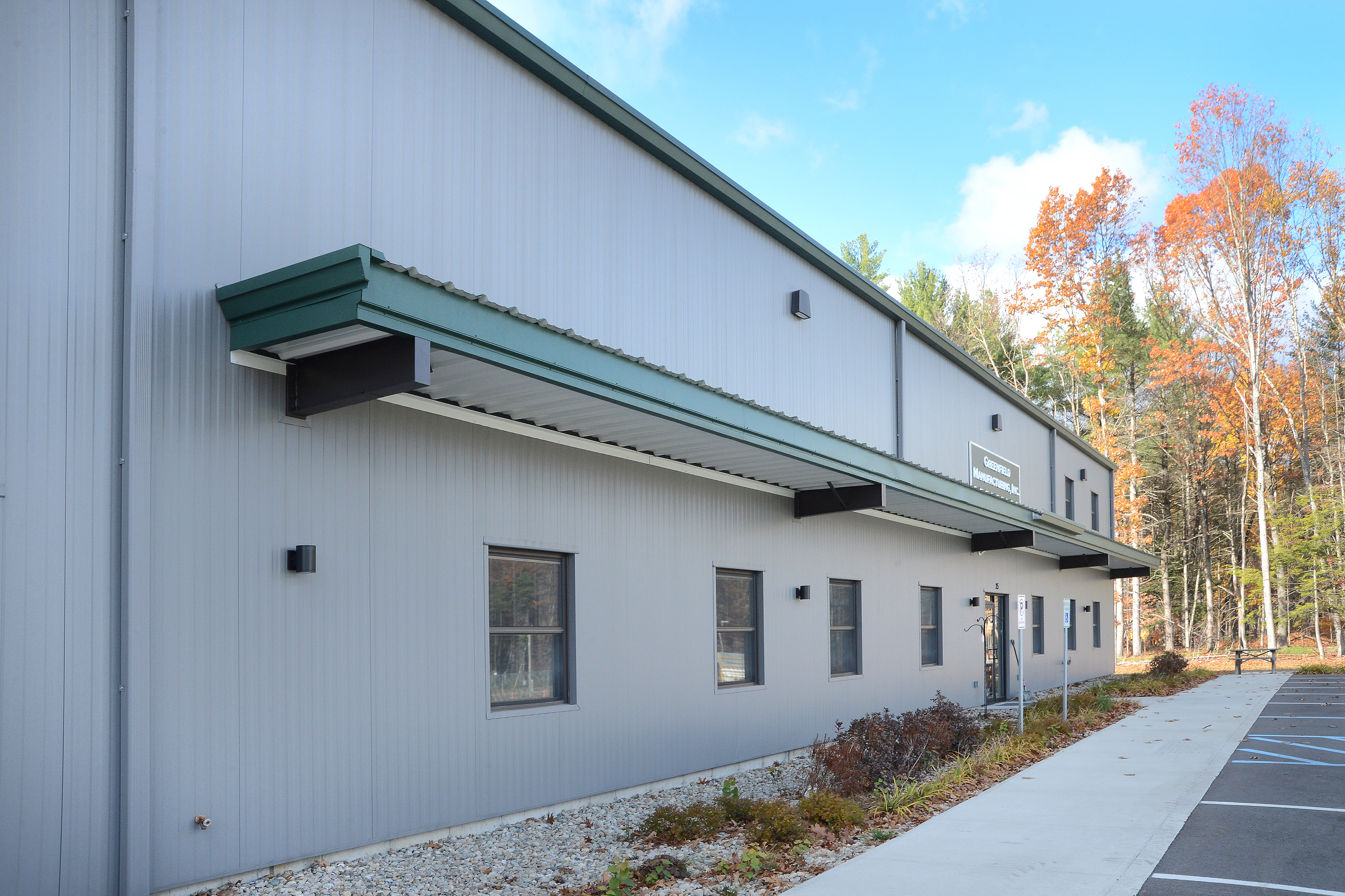 IMPs have desired R-value, aesthetics - Metl-Span, Insulated Wall ...