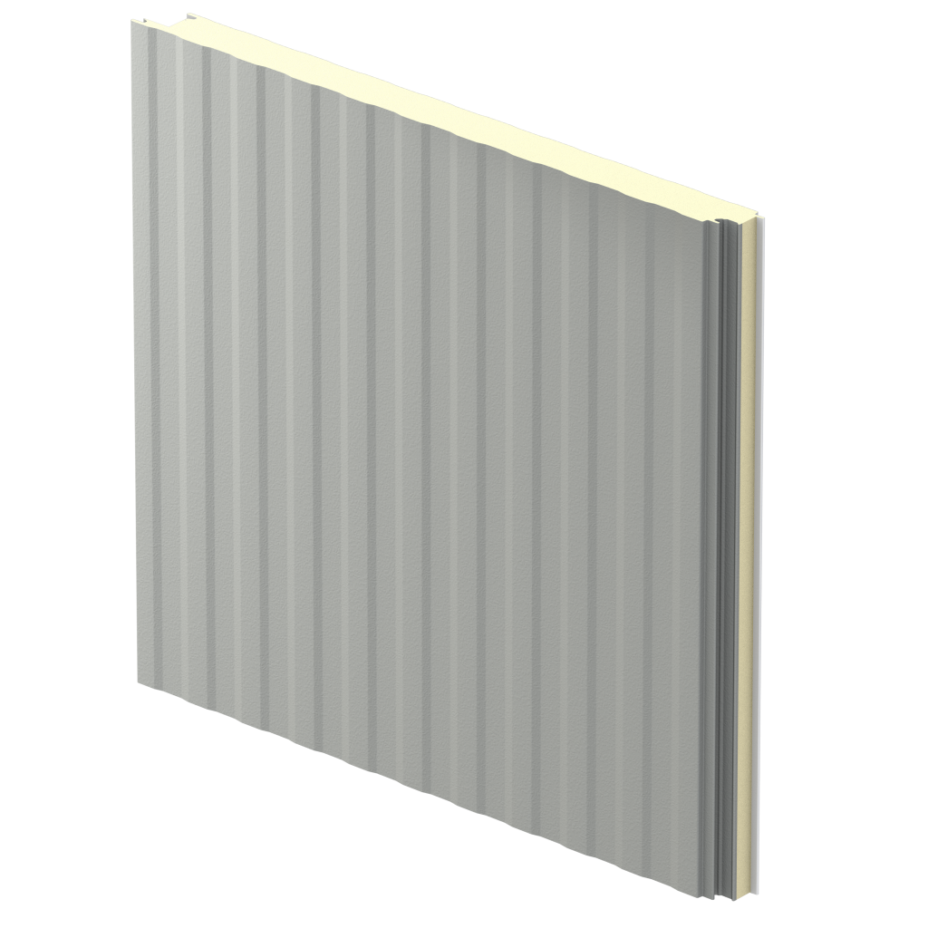 Metl-Span, Insulated Wall Panels, Roof