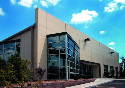 Swiss American Metl Span Insulated Wall Panels Roof