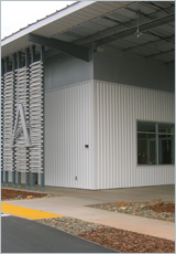 LS-36™ Insulated Roof and Wall Panel - Metl-Span, Insulated