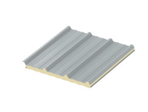 LS-36 Insulated Roof and Wall Panel