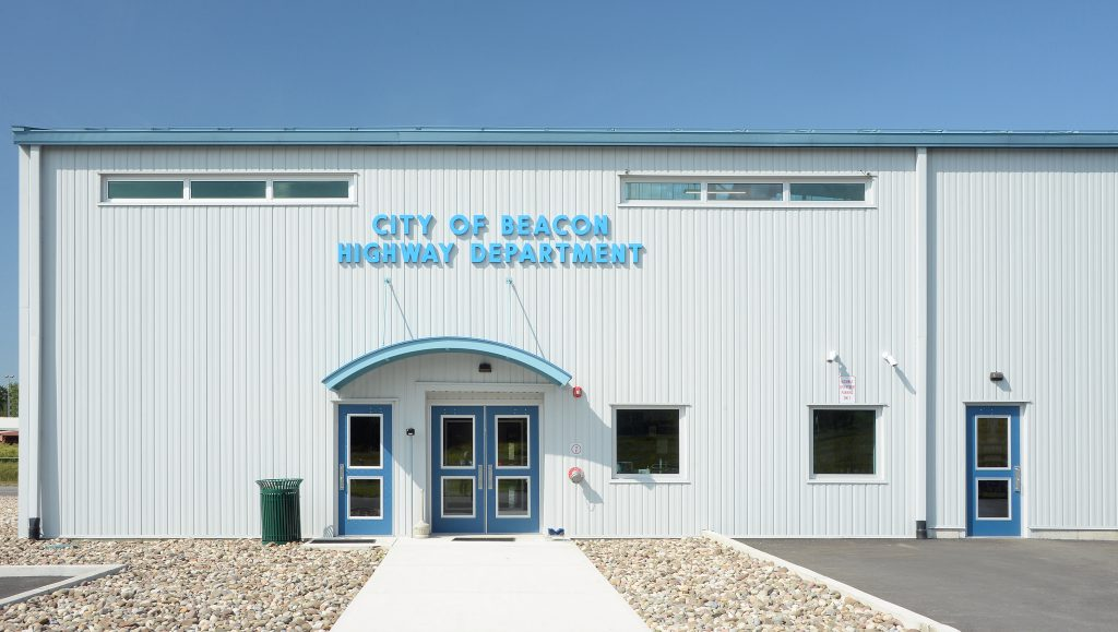 City of Beacon Highway Department Flute ICI