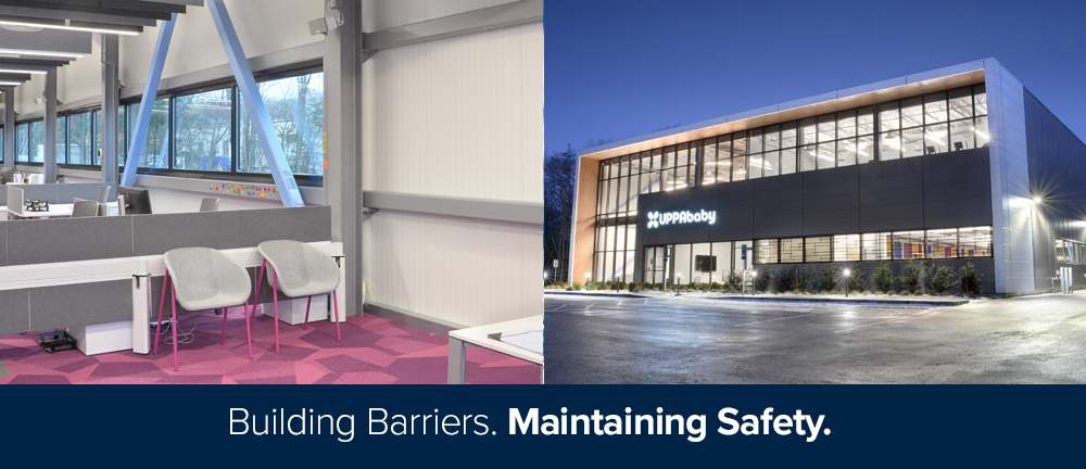 Building Barriers. Maintaining Safety.