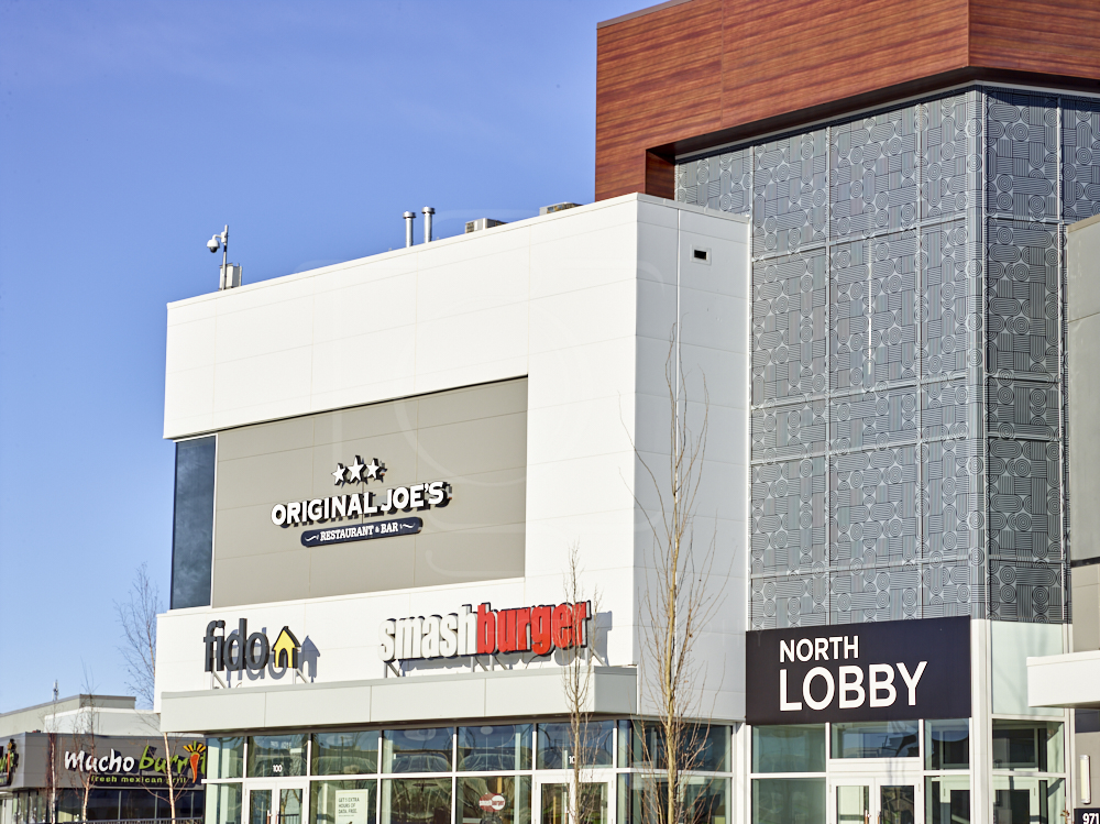 Deerfoot Mall Expansion - Metl-Span CF Architectural