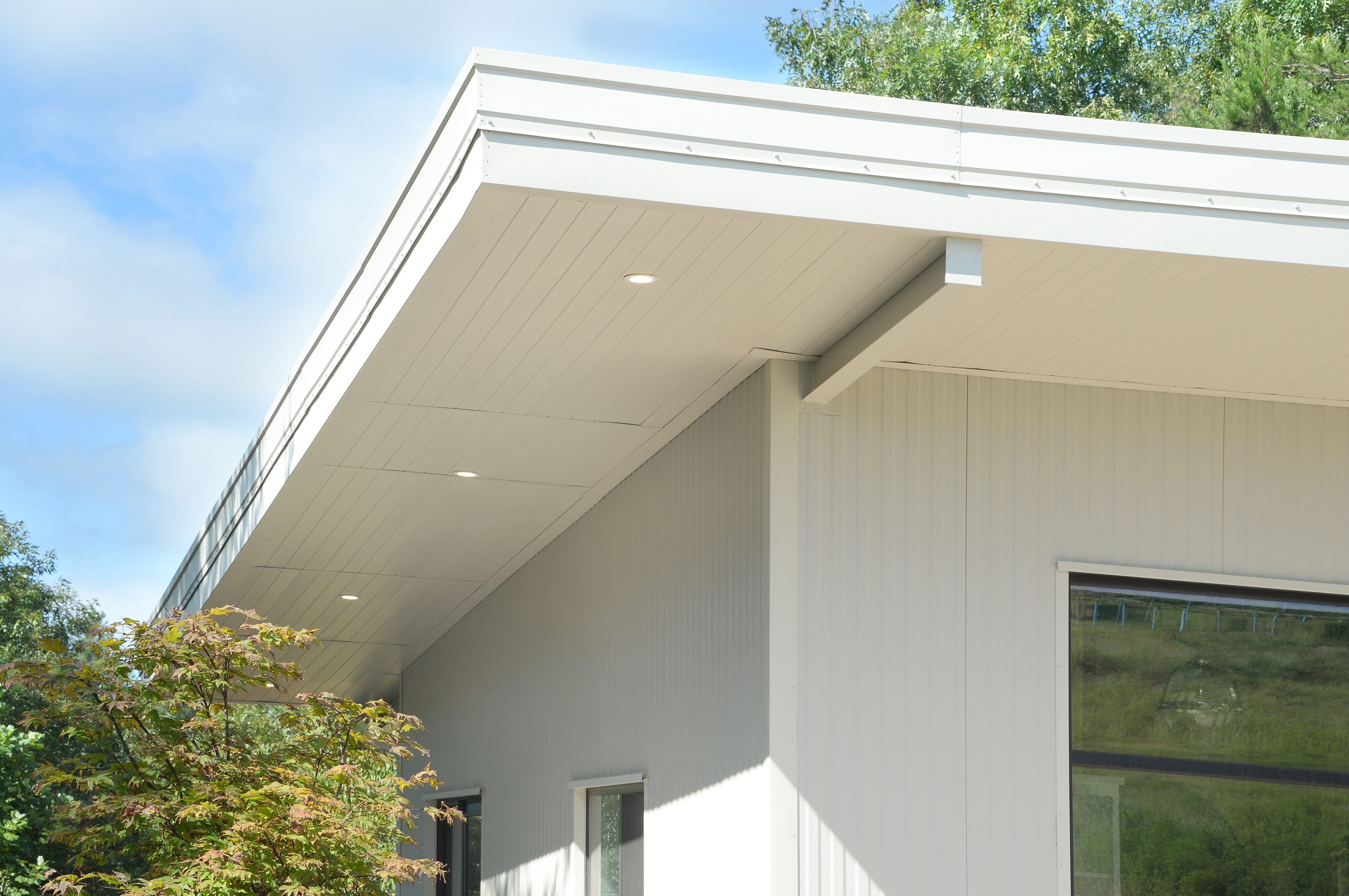 Ls 36 Insulated Roof And Wall Panel Metl Span