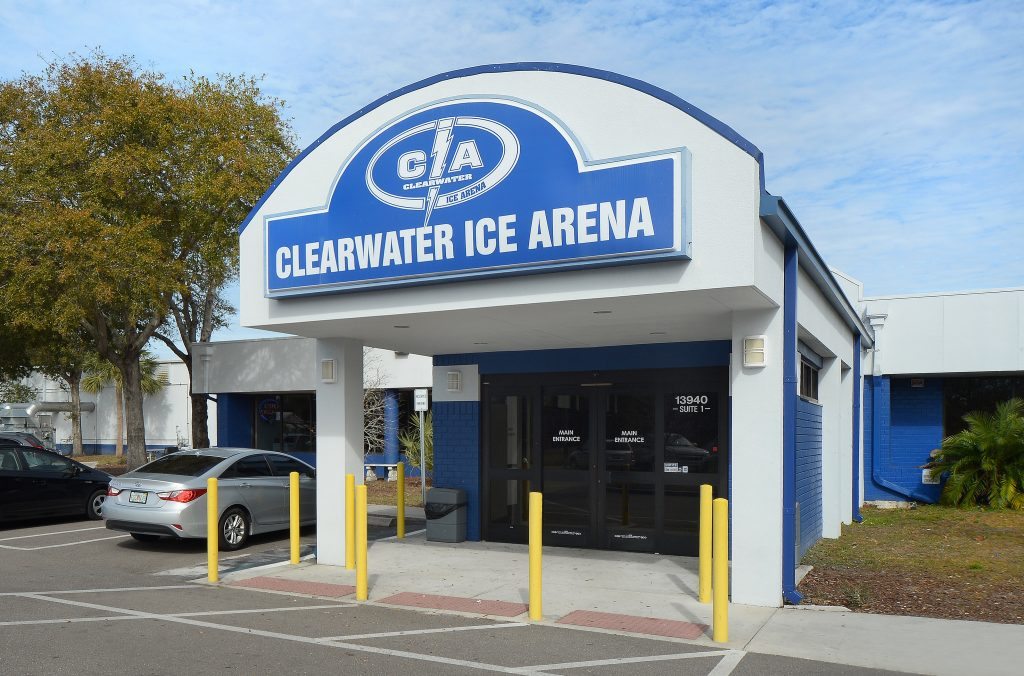Clearwater Ice Arena - Metl-Span ThermalSafe Santa Fe