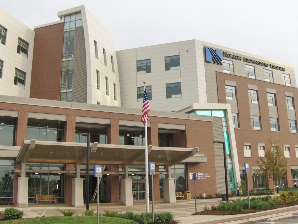 Norton Brownsboro Hospital Healthcare Market