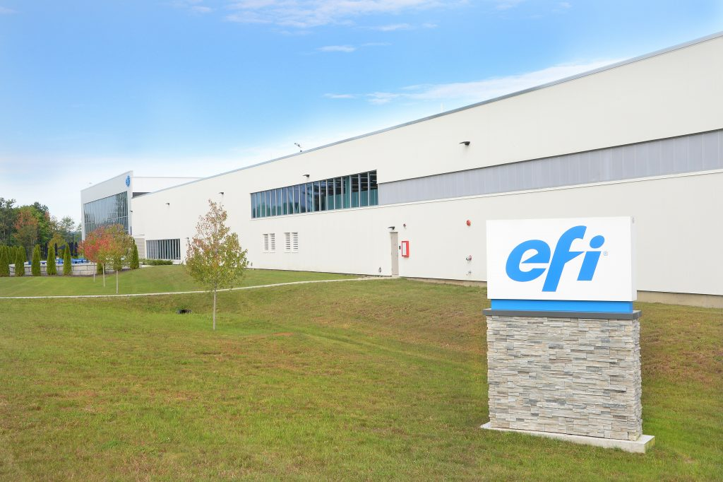 Electronics for Imaging (EFI) Metl-Span