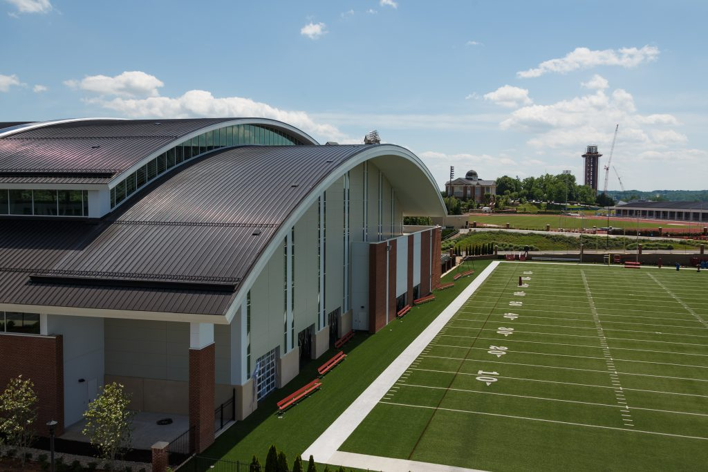 Liberty University Indoor Practice Facility