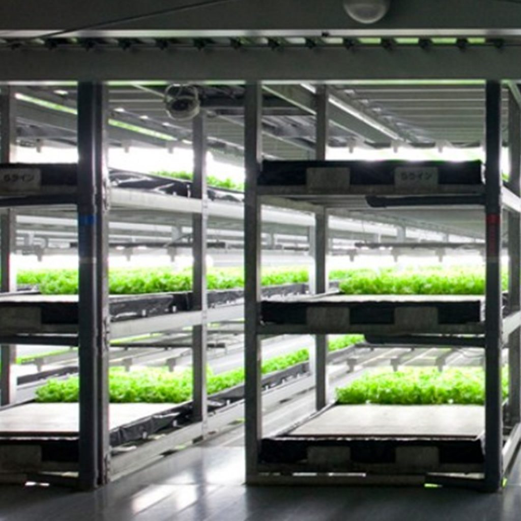 Agriculture & Grow Rooms Market